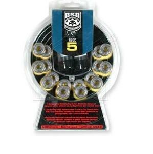 Hyper BSB ABEC 5 ložiska - sada 16ks