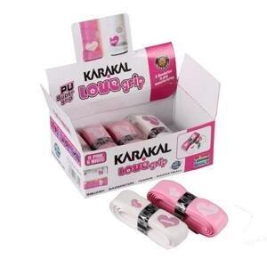 Karakal PU Love grip základní omotávka mix barev - 1 ks