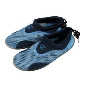Alba Pánské neoprenové boty do vody světle modré - EU 44