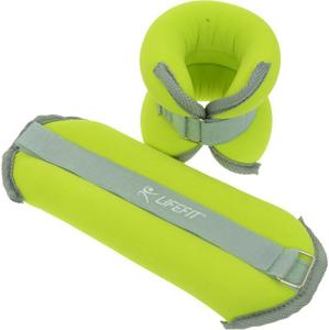 Lifefit ANKLE/WRIST WEIGHTS 2 x 0.5kg neoprénová zátěž