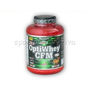 Amix MuscLe Core Five Star Series OptiWhey CFM Instant 2250g - Double white chocolate