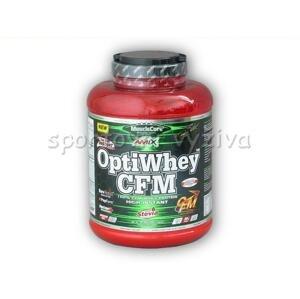Amix MuscLe Core Five Star Series OptiWhey CFM Instant 2250g - Strawberry-yogurt