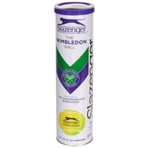 Slazenger Wimbledon Ultra Vis tenisové míče - 4 ks