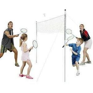 Sedco Síť badminton Rekreant s tyčemi