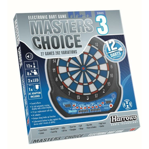 Harrows Elektronický terč Masters Choice Series 3 (31306)