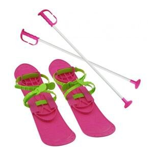 Sulov Lyže dětské BIG FOOT růžové