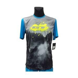 Gt Sombrio 2017 Blue/black cyklistický dres - L