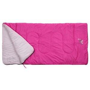 Abbey Camp Junior spací pytel deka růžová