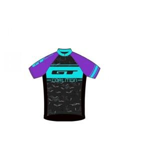 Gt Race Purple/blue 2017 dámský cyklodres - M