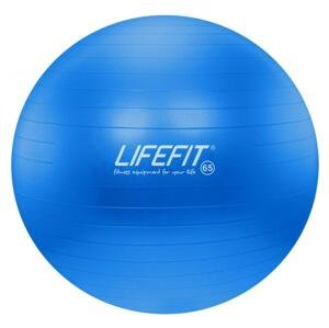 Lifefit Gymnastický míč ANTI-BURST 65 cm, modrý