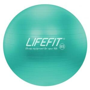 Lifefit Gymnastický míč ANTI-BURST 85 cm, tyrkysový