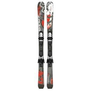 Sporten Street Červené lyže + Tyrolia Slr 7.5 - 120 cm