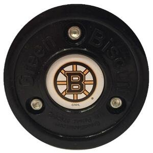 Green Biscuit NHL Boston Bruins Puk - Boston Bruins