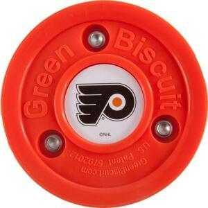 Green Biscuit NHL Philadelphia Flyers Puk - Philadelphia Flyers