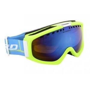 Blizzard 933MDAVZSP lyžařské brýle - Neonová zelená