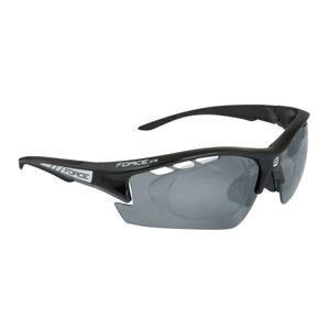 FORCE F RIDE PRO černé diop. klip,černá laser skla brýle