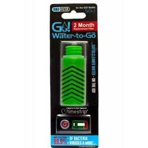BCB Adventure filtr pro lahev Water To Go ADV029 green