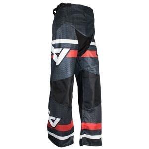 Alkali RPD Recon SR kalhoty na inline hokej - Senior, černá-červená, XL