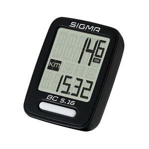 SIGMA BC 5.16 cyklocomputer