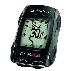 Sigma ROX 10.0 GPS BASIC cyklocomputer - bílá