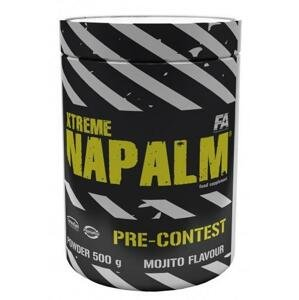 Fitness Authority Xtreme Napalm Pre-Contest 500 g - exotické ovoce