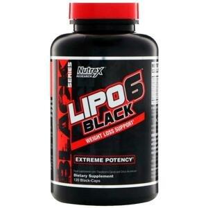Nutrex Lipo-6 black 120 tablet