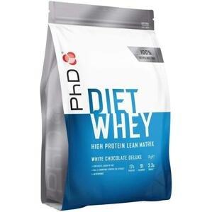 PhD Nutrition Diet Whey 1000 g - bílá čokoláda