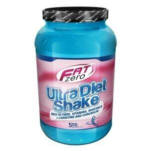 AMINOSTAR FatZero Ultra Diet Shake 500 g - vanilka