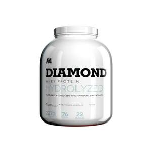 Fitness Authority Diamond Hydrolysed Whey Protein 2270g - čokoláda