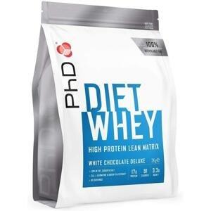 Phd Nutrition Diet Whey 2000 g - slaný karamel