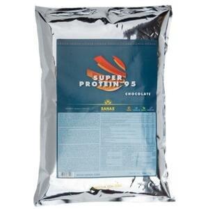 Sanas Super Protein 95 1000g - jahoda