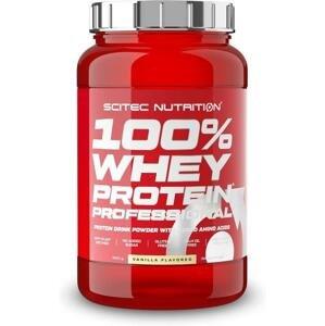 Scitec 100% Whey Protein Professional 920 g - arašídové máslo