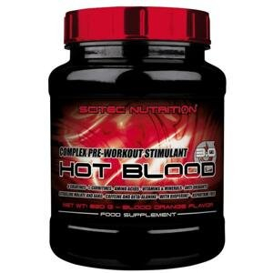 Scitec Hot Blood 820g - růžová limonáda