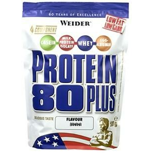Weider Protein 80 Plus 500 g - lesní plody