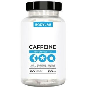 Bodylab Caffeine 200 tablet