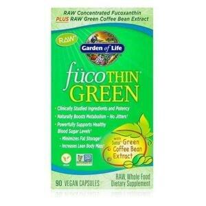 Garden of Life FucoTHIN GREEN 90 kapslí