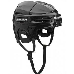 Hokejová helma Bauer IMS 5.0 SR - červená, Senior, S, 52-57cm