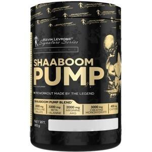 Kevin Levrone Shaaboom Pump 385g - pomeranč