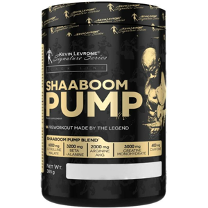 Kevin Levrone Shaaboom Pump 385g - malina