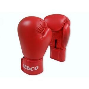 Sedco Box TREN. 16 OZ rukavice competition - Černá