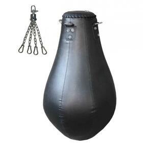Sedco Boxovací hruška - velká 110 cm - Černá