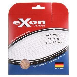 Exon Pro Tour tenisový výplet 11,7 m cappuccino - 1,30