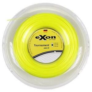 Exon Tournament tenisový výplet 200 m žlutá neon - 1,25
