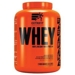 Extrifit 100% Whey Protein 2000 g - slaný karamel