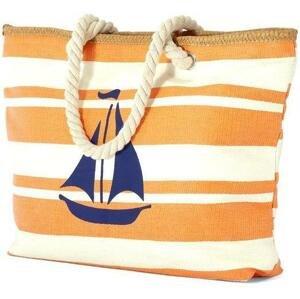 Benzi BZ 5084 plážová taška orange