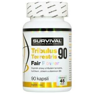 Survival Tribulus Terrestris 90% 90 tablet