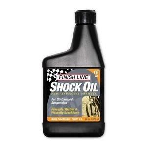 Finish Line Shock Oil 15wt 475ml