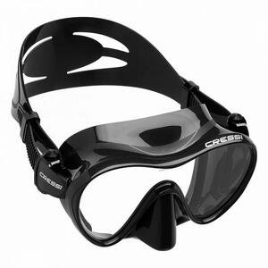 CRESSI Maska F1 - transparent