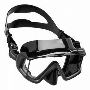 CRESSI Maska LIBERTY TRISIDE - černá