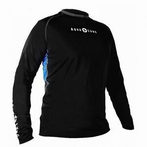 Aqualung Pánské lycrové triko Aqua Lung LOOSE MAN, dlouhý rukáv - M